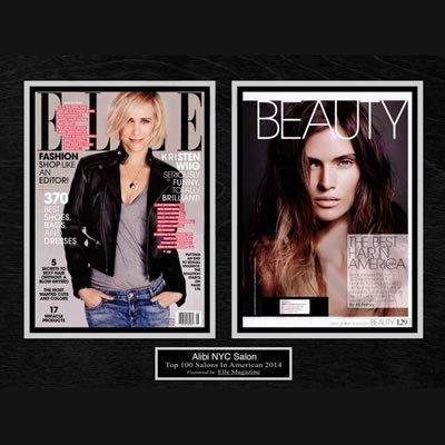 Elle Magazine Top 100 Salons in America